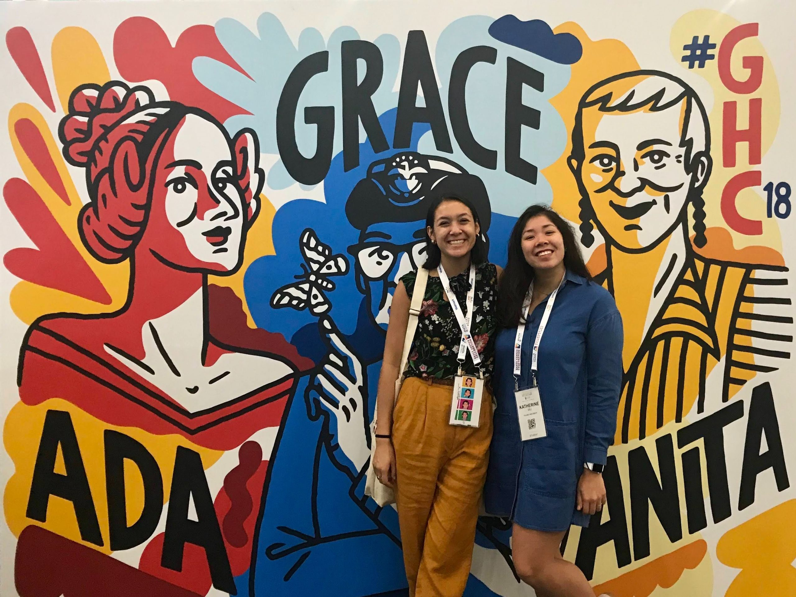 Grace Hopper Conference Guide